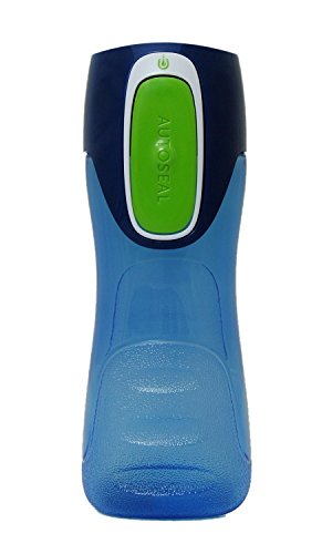 Contigo Autoseal Kids Trekker Bottle, 14oz Blue Violet