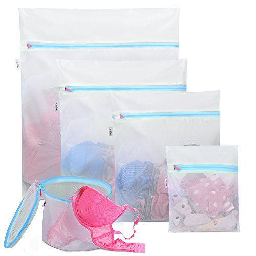 Mesh Lingerie Wash Bag - 6