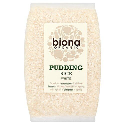 Rice Pudding Mix - Biona Organic - Pudding White Rice - 500g