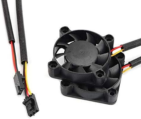 Amazon.com: FYSETC Prusa i3 MK3 Ventilador de frío 4010 ...