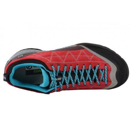 Tomato Cyan Women Pro Scarpa Schuhe Blue Zen wC7wqZxFIW