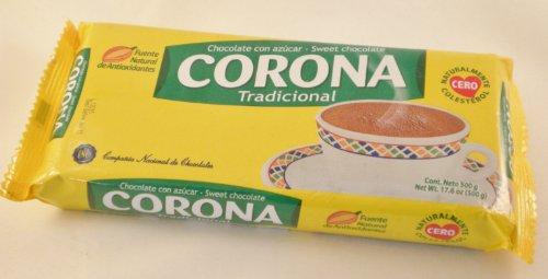 corona-chocolate