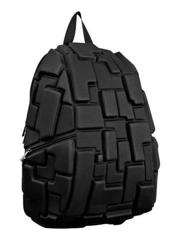Madpax Blok Backpacks (Fullpack, Blackout) by MadPax