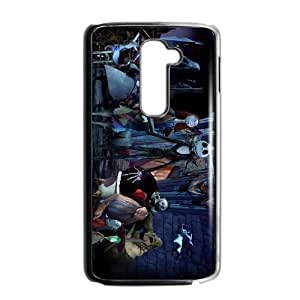 LG G2 Black The Nightmare Before Christmas phone cases&Holiday Gift