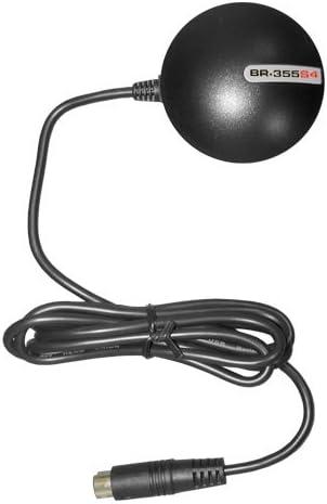 GlobalSat BR-355S4 GPS Receiver Black