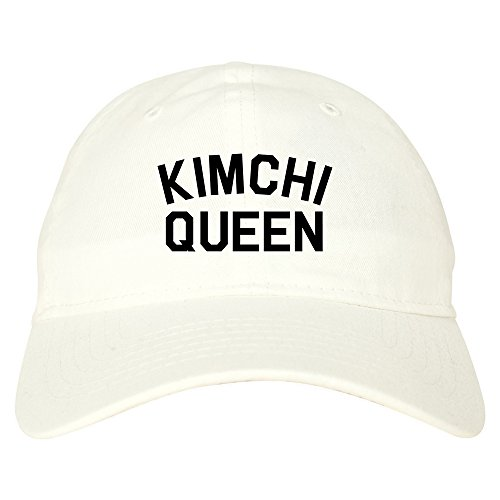 Kimchi Queen Food Dad Hat - Queen Kimchi