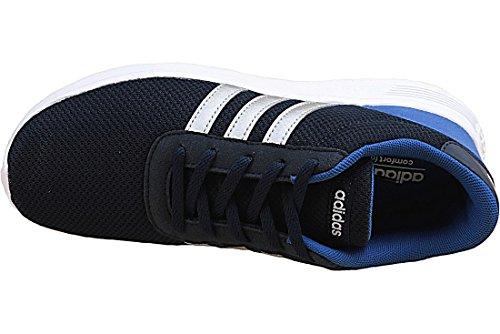 Adidas Lite Racer K, Baskets Unisexes - Enfant, Bleu (maruni / Plamat / Azul), 35 Eu