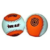 1 Dozen Evil Bp 12'' Softballs - 44cor/.400 Compression (AK-EVIL-BP) 12 Balls