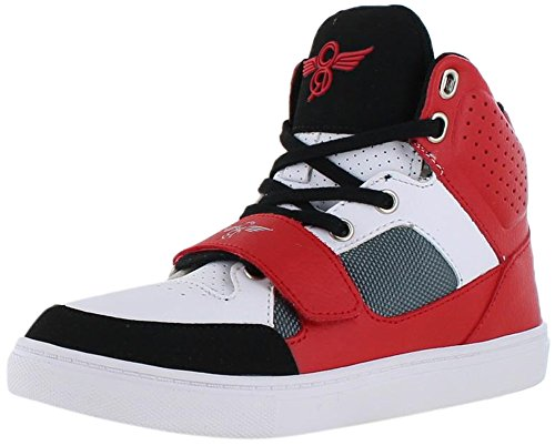 Creative Recreation Y Cota Boy's High Top Youth Sneakers White Sz 13Y