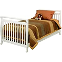 Da Vinci Emily Kids Bed in White - Twin