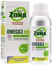 Omega 3 Rx Ener Zona 120 capsules 1000 mg Enerzona