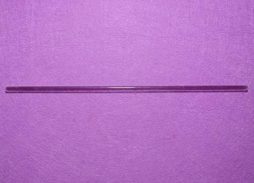 Pyrex Glasrührstäbe, L = 200 mm, Außendurchmesser = 6, Laborglas