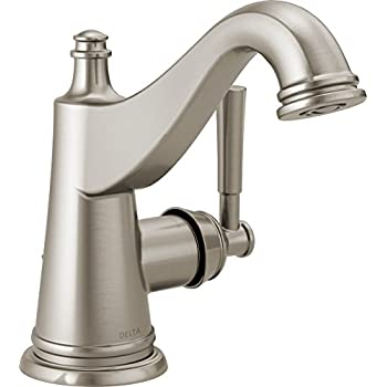 Delta Faucet Haywood Single Handle Bathroom Faucet With