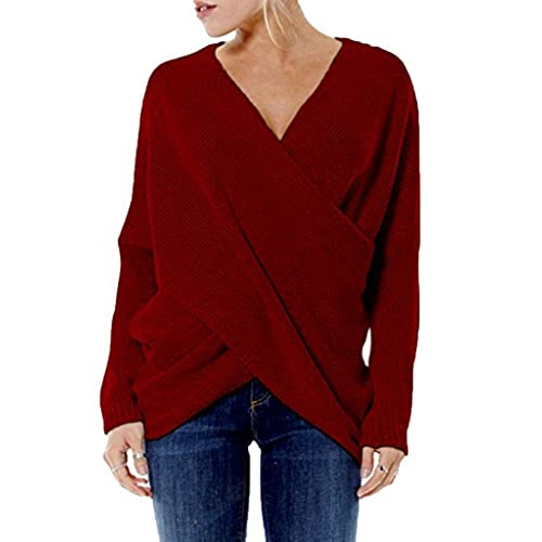 Women's Wrap Sweater: Amazon.com
