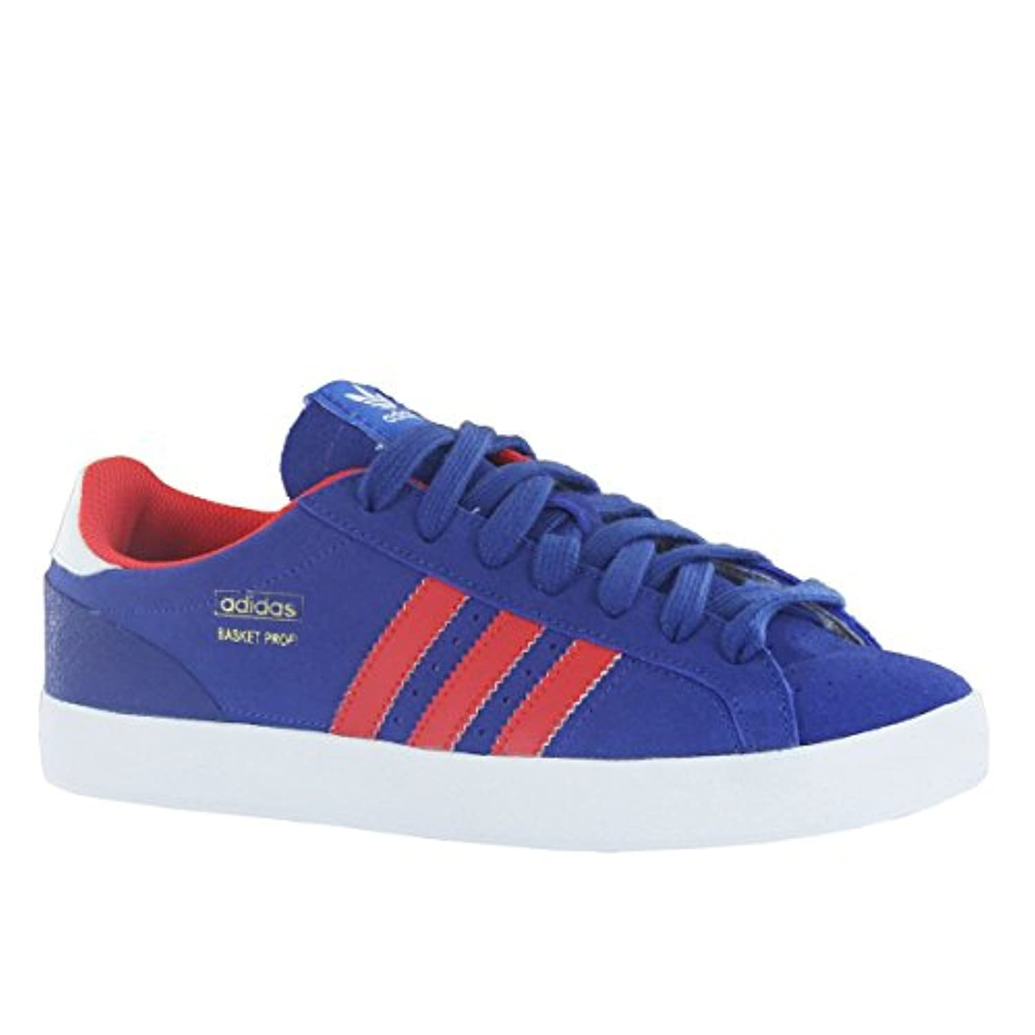 Adidas Originals Basket Profi Low K Blue / White / Orange