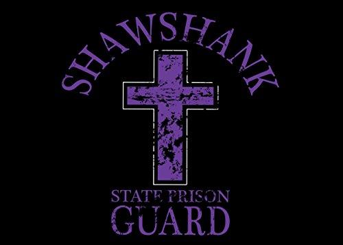 Black Redemption Shawshank Guard Bag Reporter The Prison Mini 1vTcqp