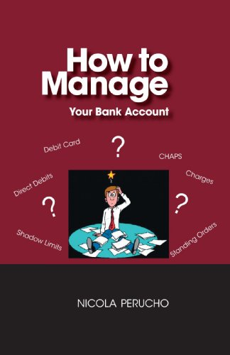 How to Manage Your Bank Account