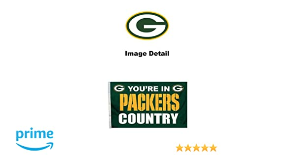 Amazoncom Green Bay Packers Nfl Team Logo House Home Office