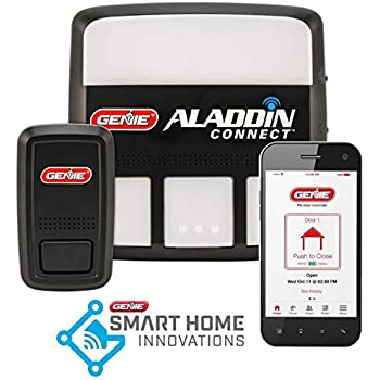 Amazon Com Genie Aladdin Connect Wi Fi Smart Garage Door