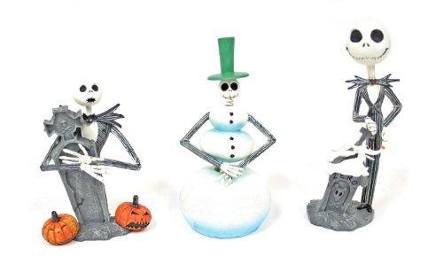 Mini Head Knocker (Neca Nightmare Before Christmas Jack 3 styles Head Knocker Mini assort by NECA)