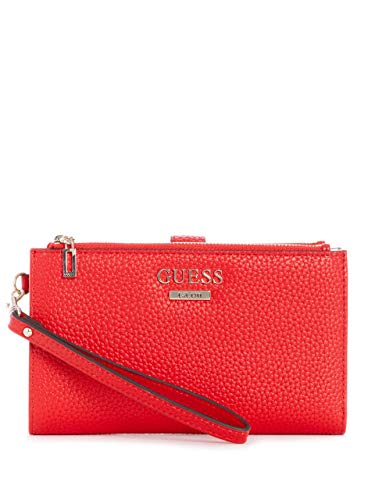 GUESS West Side Double-Zip Organizer