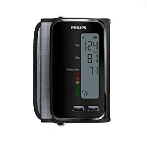 Philips WirelessUpper Arm Blood Pressure Monitor with Adult Sized Cuff included, Bluetooth Connectivity