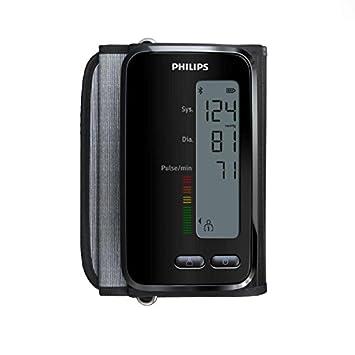 Philips DL8760/37 - Tensiómetro (Antebrazo, Automático, Negro, 2 usuario(s), 40-199, 22,2-42 cm): Amazon.es: Hogar