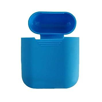 Shuda Funda de Silicona para airpods Auriculares Bluetooth ...
