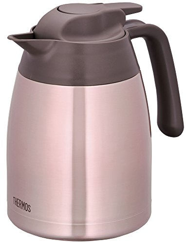 Thermos stainless pot 1L cacao THV-1001 CAC