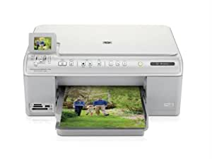 Amazon.com: HP Photosmart C6380 All-in-One Color Inkjet