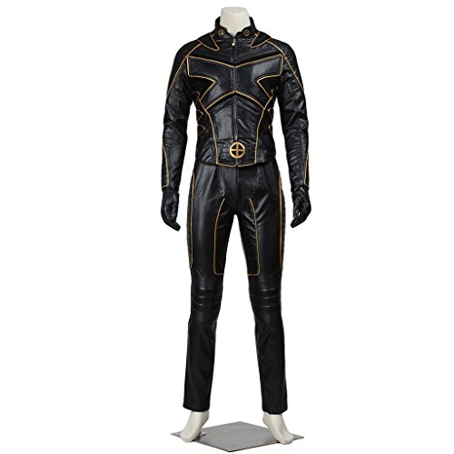 CosplayDiy Men's Costume Outfit for X-Men Origins: Wolverine Logan Cosplay S - Wolverine Costumes Replica