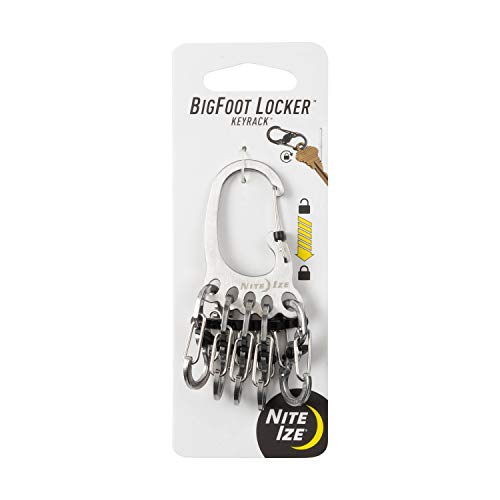 Nite Ize KLKBF-11-R6 Bigfoot Locker