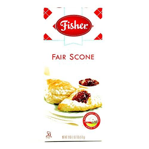 fisher fair scone mix - 6