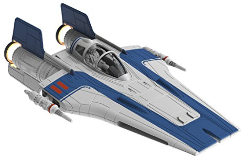 - Revell Snaptite Build and Play Star Wars: The Last Jedi!  Resistance A-wing Fighter