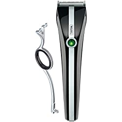 Wahl Professional Animal Motion Pet, Dog, and Horse Corded / Cordless Clipper Kit, Black (#41885-0435)