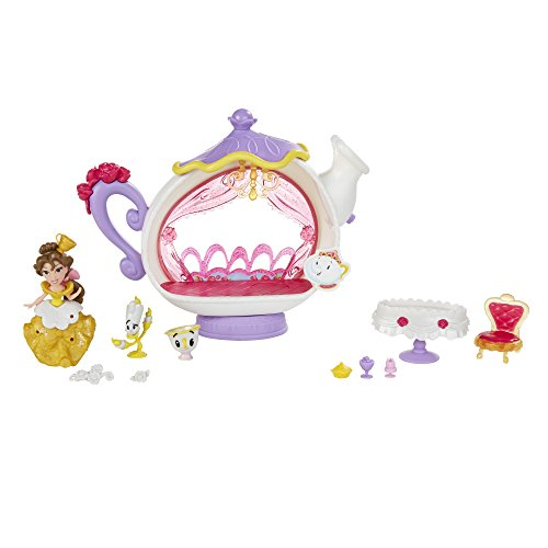 Belle's Enchanted Dining Room is a cute Disney Princess toy for little girls