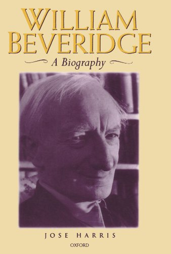 William Beveridge: A Biography by Brand: Oxford University Press, USA