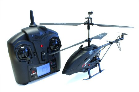 Amazon.com: New with Video Camera! UDI U13A 3 Channel 2.4GHz Metal ...