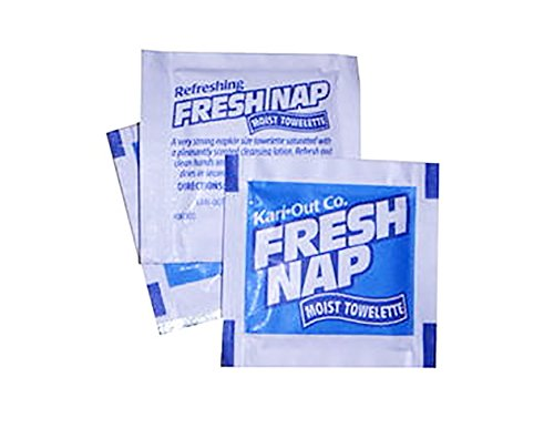 Perfect Stix Wet Naps- 100 Wet-Nap Moist Towelette (Pack of 100) by Perfect Stix