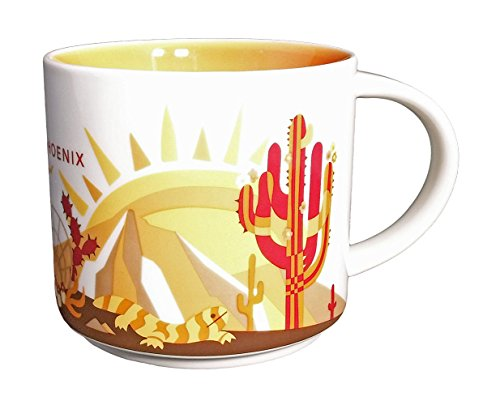Starbucks Phoenix You Are Here Collection Mug (011024664) -