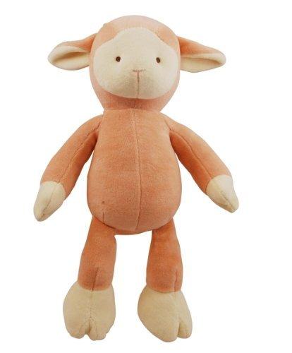 Simply Fido Organic Plush 10-Inch Regular Pet Toy, Lolly Lamb by Simply Fido