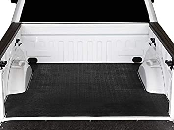Amazon Com Gator Rubber Truck Bed Mat Fits 2007 2018 Chevy Silverado Gmc Sierra 5 8 Foot Bed Only Bed Liner Automotive