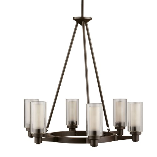 Kichler 2344OZ Six Light Chandelier