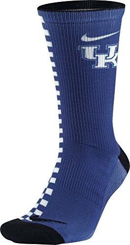 - NIKE NCAA TEAM SOCKS (SMALL, KENTUCKY WILDCATS)