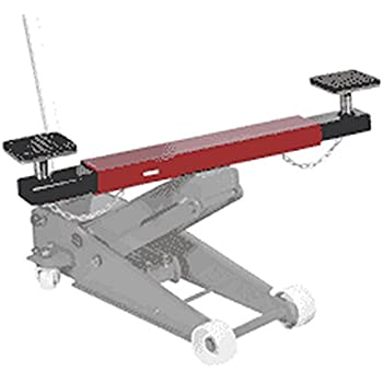 Amazon Com Champ 2 Ton Cross Beam Jack Adapter Automotive