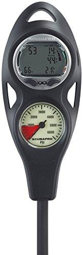 ScubaPro Aladin Tec 3G Dive Computer, 2 Gauge Console (3 Gauge Dive Console)