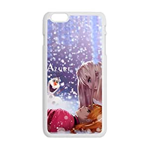 Frozen Princess Elsa Anna Olaf Cell Phone Case for Iphone 6 Plus