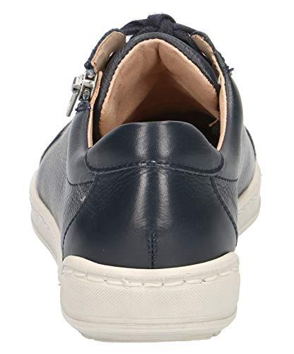 Da Stringate 23650 Con Sneaker Removibile scarpe sneaker Lacci Ocean scarpe scarpe scarpe Casuale Caprice Nappa scarpe 855 Strada 22 elegante Donna sportivo soletta gfxFOOqz