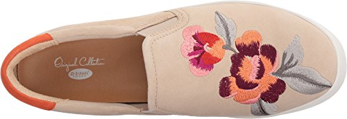 Scout Scholl's Shoe Embroidery Collection Walking Dr Suede Women's Original by Palomino nq6wRxxB