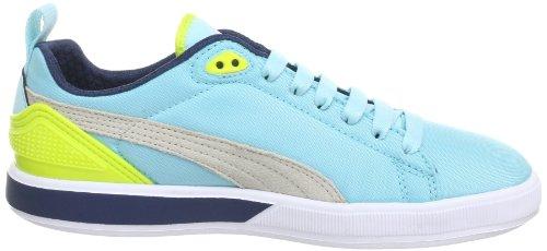 Puma Zapatilla de deporte del futuro ante Lite wn 355960 para mujer Blau (clearwater-fluo yellow 03) (Blau (clearwater-fluo yellow 03))